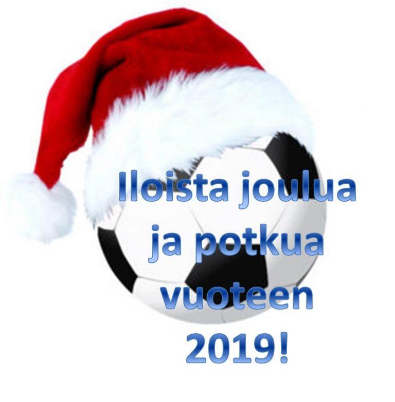 Joulukuun PPJ jäsentiedote