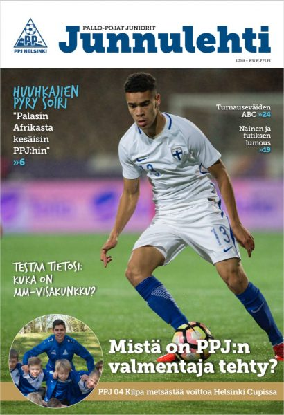 Junnulehti 1/2018