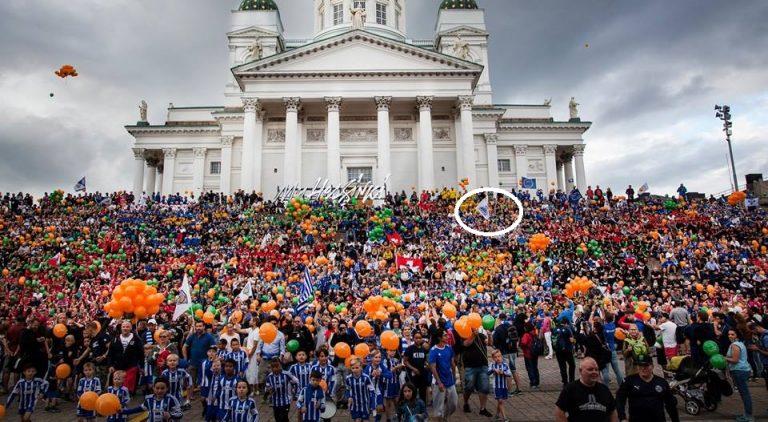 PPJ on Helsinki Cupin toiseksi suurin seura! Pelit käynnissä NYT.