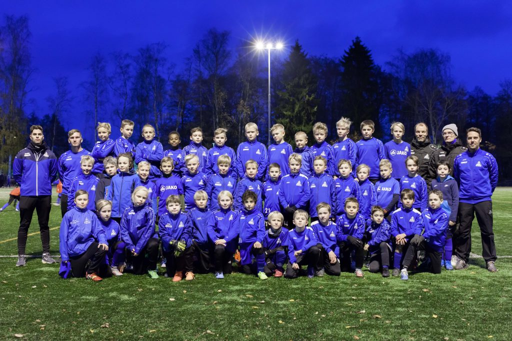 PPJ Laru 2011 Pyrkällä 1.11.2020 (kuvan otti Tuomas Parm)